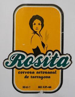 cerveza artesanal Rosita
