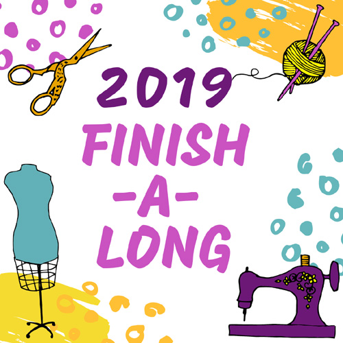 Finish-A-Long 2019
