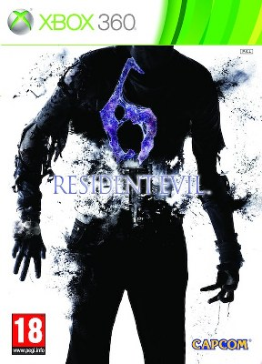 Resident Evil 6 Pc/PS3/Xbox 360 ~ Second Game