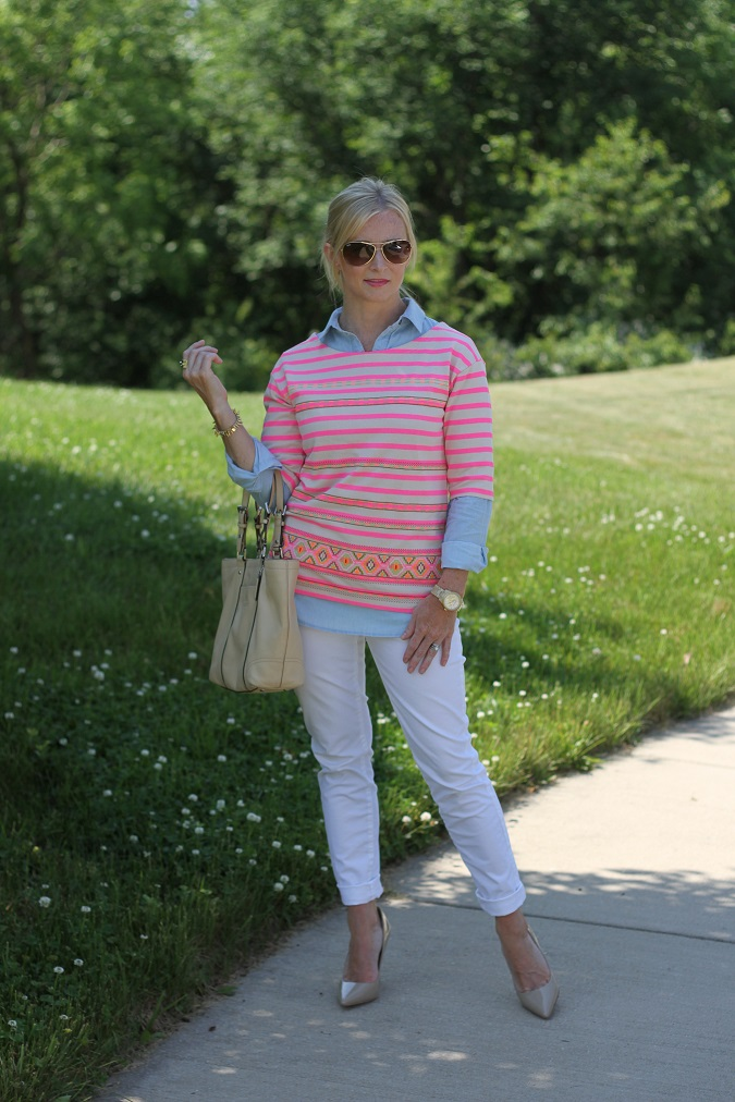 JCrew, Victoria's Secret, Charles David, Coach, Ray Ban, Still Being Molly, guest post, Stella Dot, giveaway, sephora, LosPhoto, Simply Lulu Style, mama said monday, style tips, lulu looks