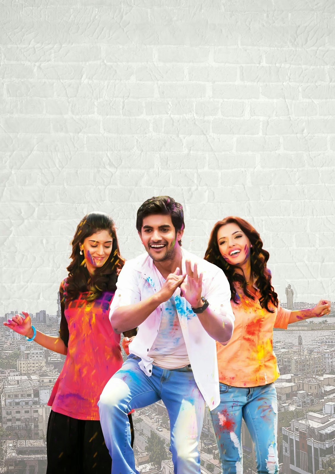 Adi | Galipatam movie latest images