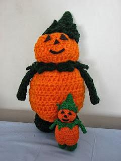Crochet designs blog of free patterns mr pumpkin man free crochet