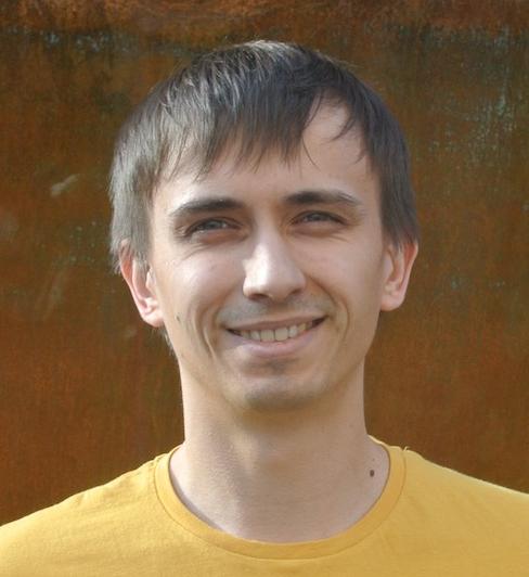 Автор блога Сергей Бахарев