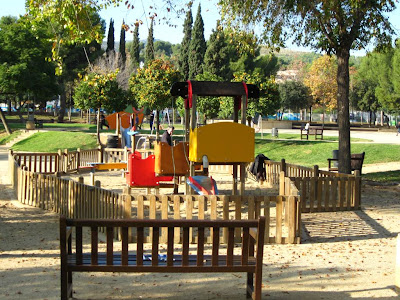 Muntanyeta Park in Castelldefels