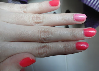 Nails of the Week: Pink Nails @ Beauty Bunker