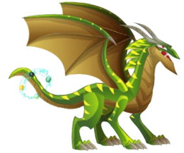 imagen del dragon prometio