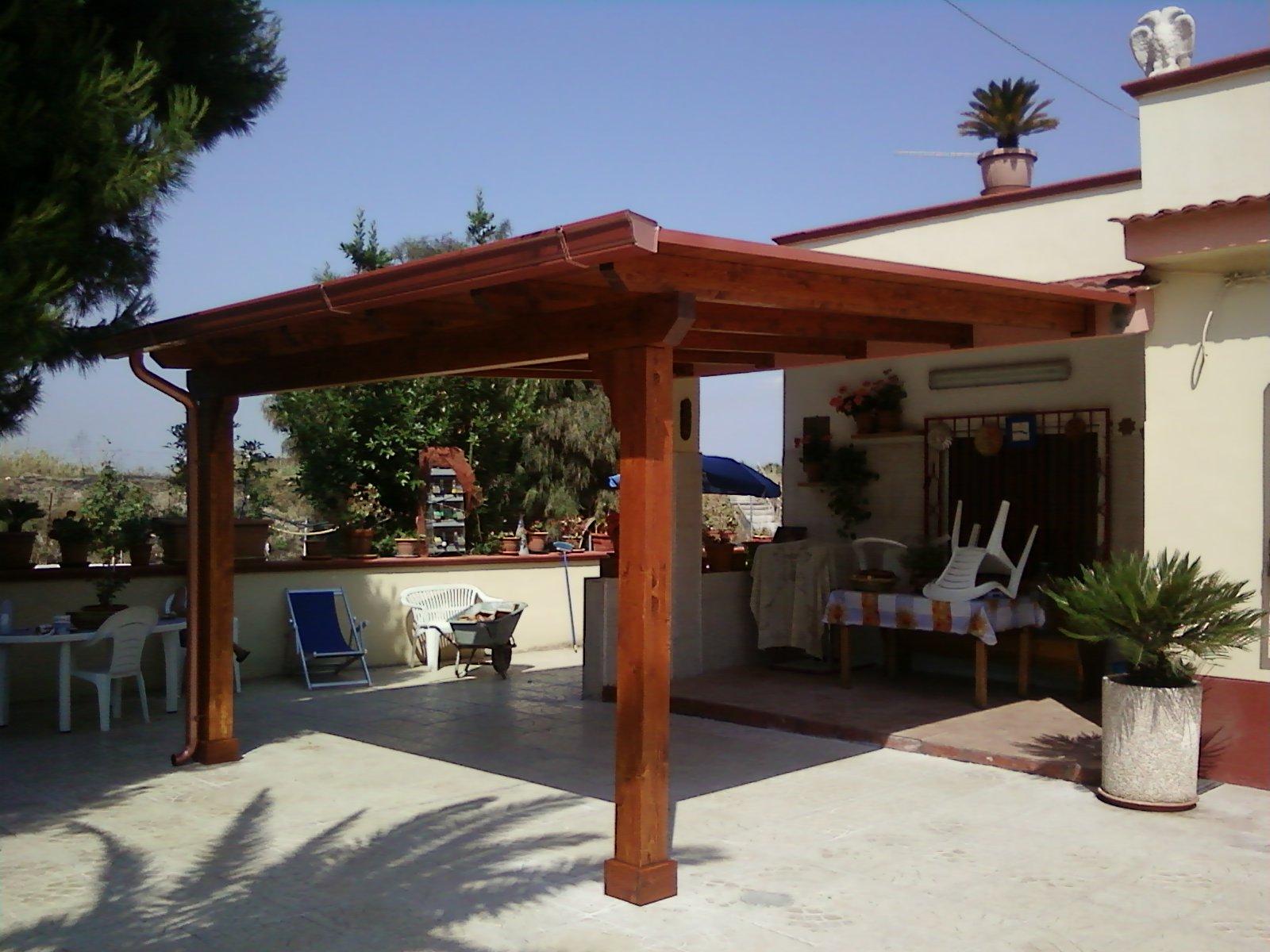 Fai da te hobby legno tettoia - Finestra in legno fai da te ...