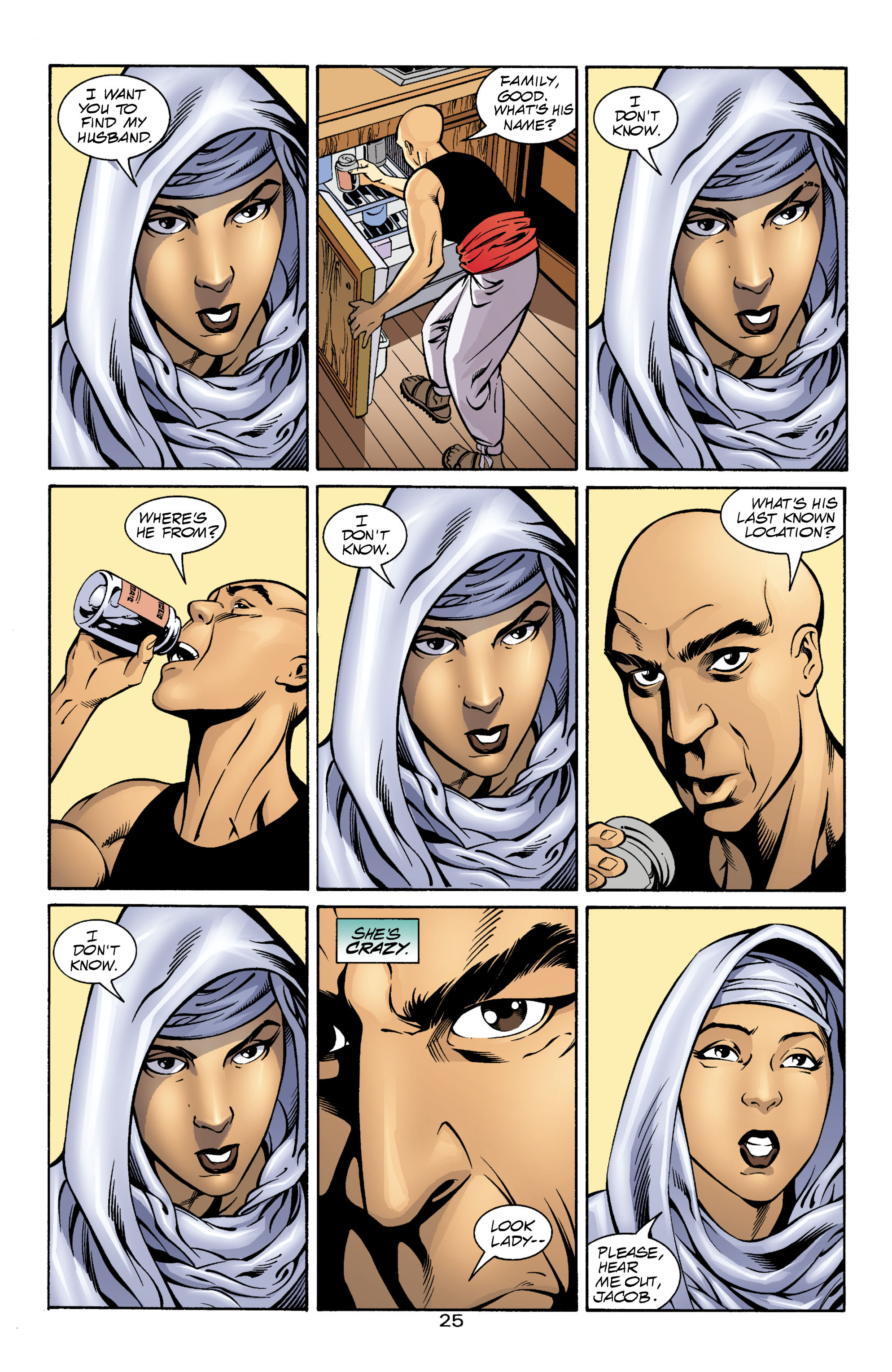Detective Comics (1937) 747 Page 25
