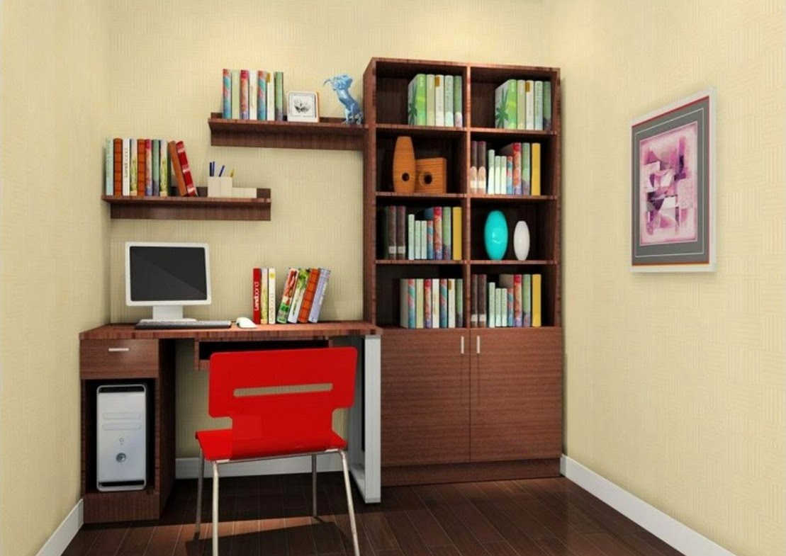Minimalist-Study-Room-Designs