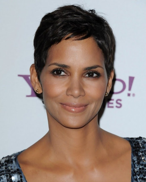short black hair styles - short black hair cuts