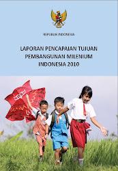 Laporan Pencapaian Millennium Development Goals Indonesia 2010