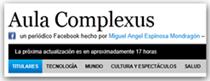 Aula Complexus News