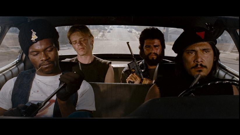 Cuatro tipos de aspecto peligroso dentro de un coche.