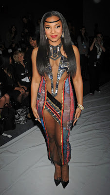 Ashanti Hot In Provocative Dress4