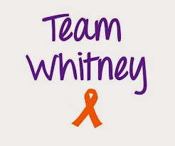 Team Whitney on Facebook