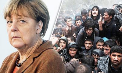 Merkel exige fim das nações europeias soberanas