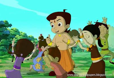 Chota Bhim Cartoon Photos