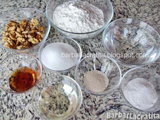 Mucenici moldovenesti de post ingrediente reteta