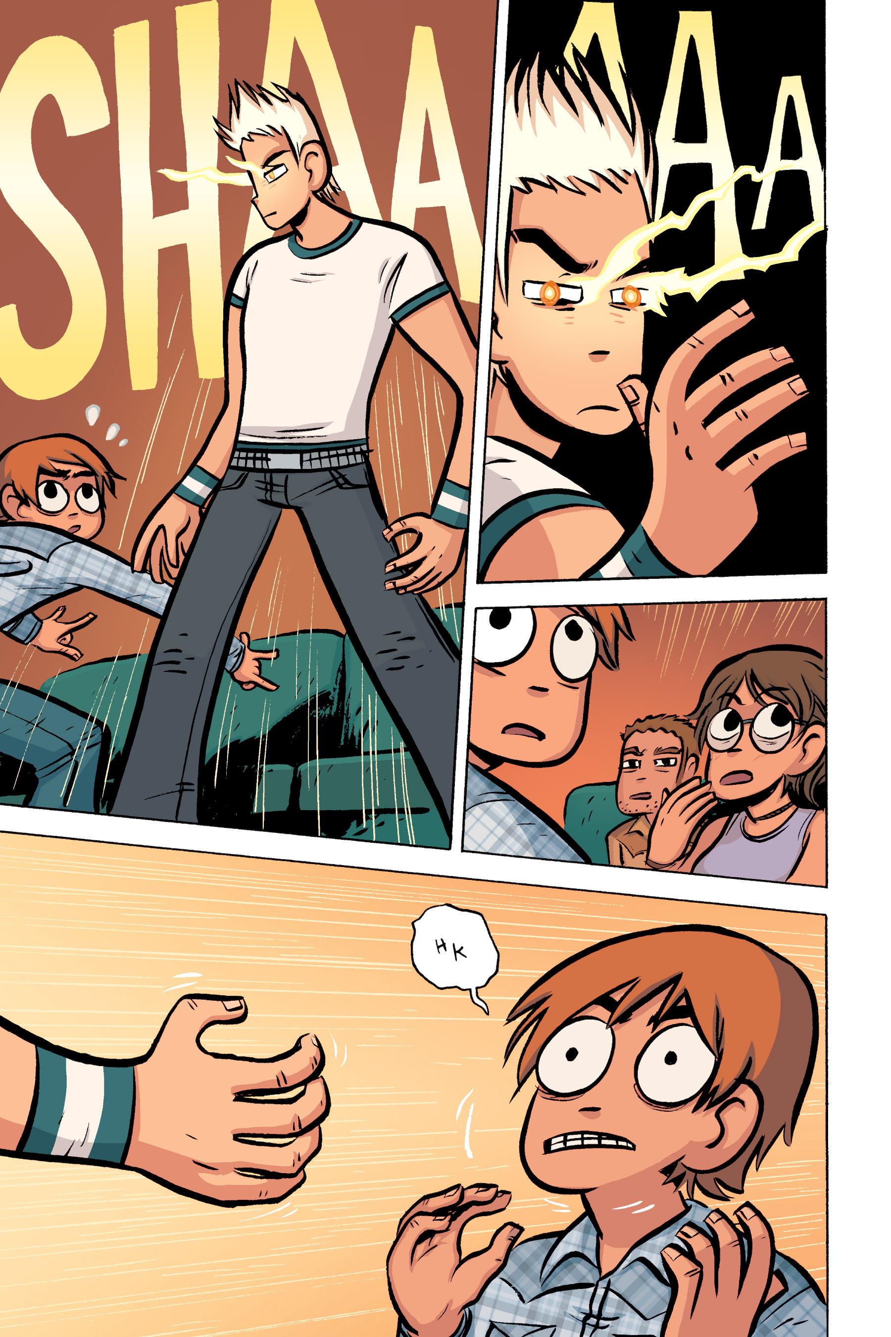 Read online Scott Pilgrim comic -  Issue #3 - 28