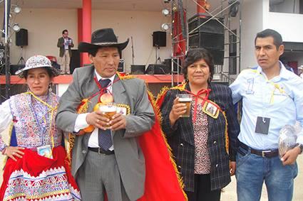 Mayordomos y Padrinos de Plaza 2015