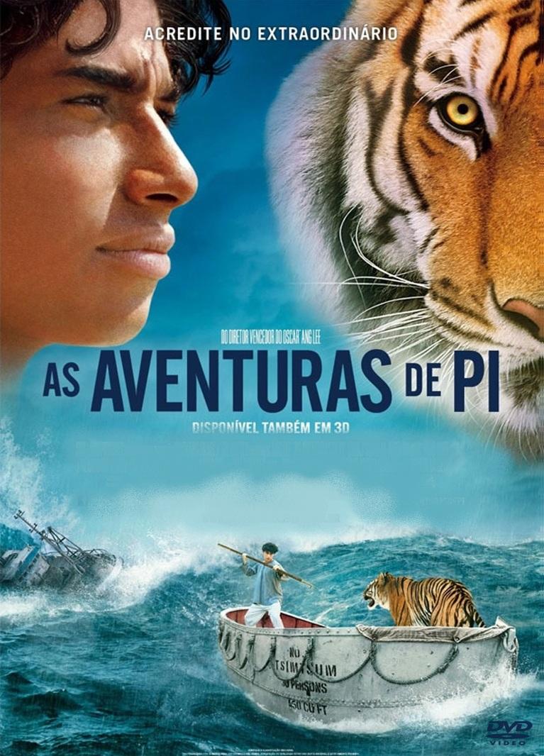 As Aventuras de Pi – Dublado (2012)