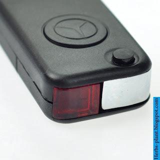 Mercedes s500 key - صور مفاتيح مرسيدس s500