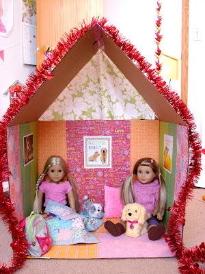 American Girl Doll Play Doll Craft
