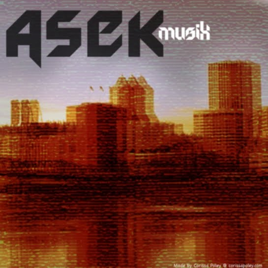 ASEK Musik: indie electronic act from Bowdoin, Maine, US played in E105 of ArenaCast