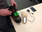 Charge Your Mobiles by Walking!