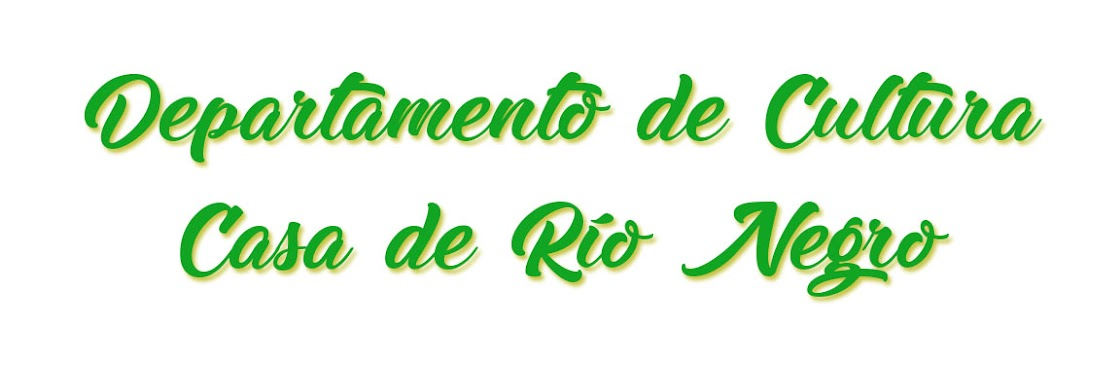 Departamento de Cultura - Casa de Río Negro
