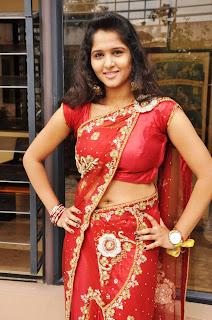 Actress Jayanthi  Saree Stills 011