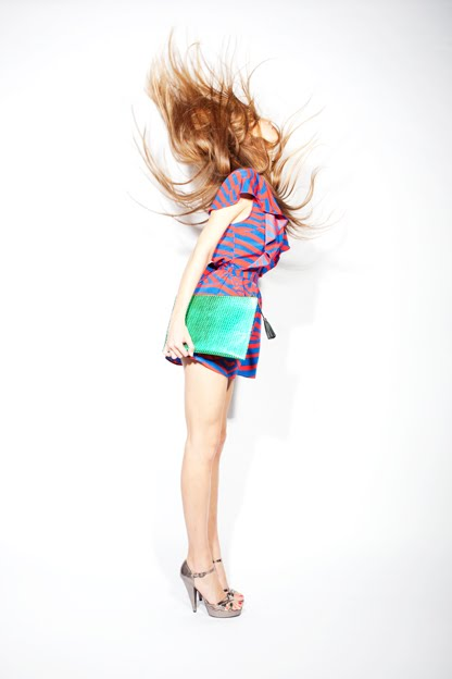 ANNA PRELEVIC for Georgina Skalidi Clutch Bags