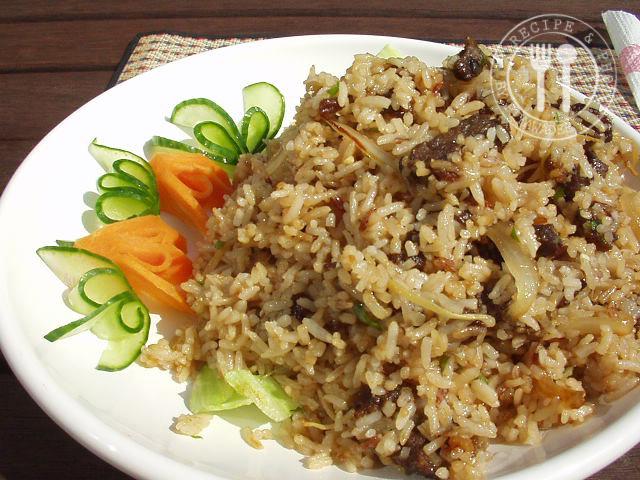 rundvlees gerechten met rijst