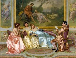Famosas Pinturas De Amor