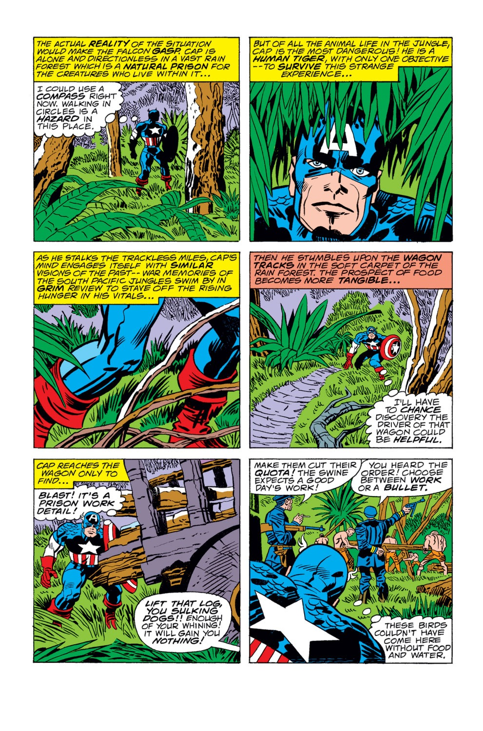 Captain America (1968) Issue #207 #121 - English 13