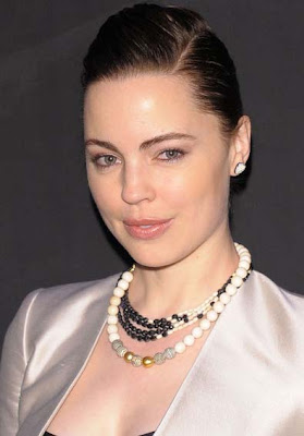 Melissa George Pearl Necklace