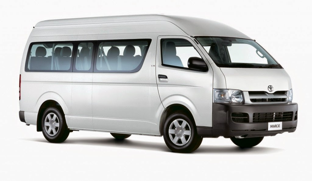Toyota Hiace 2015 Specs And Features Techgangs