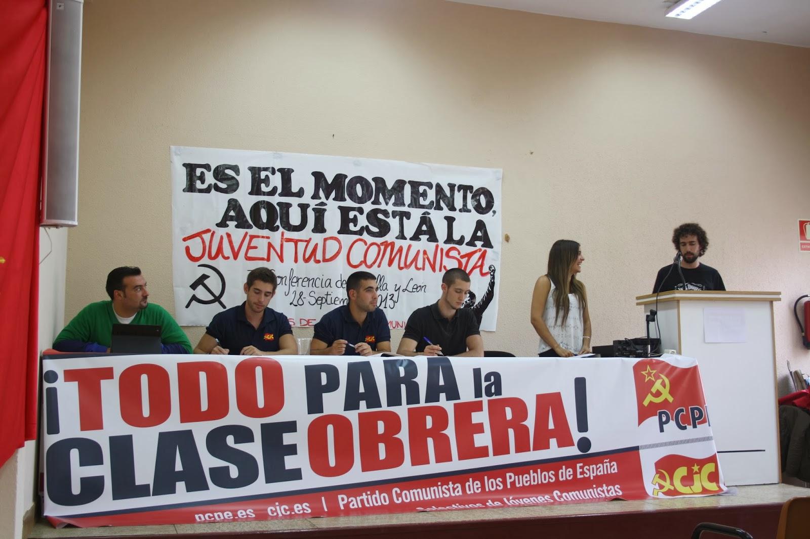 II Conferencia de los CJC en Castilla y León IMG_6548
