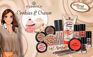 Cookies & Cream od Essence