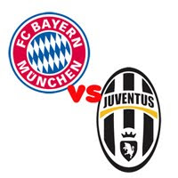 BAYERN - JUVENTUS