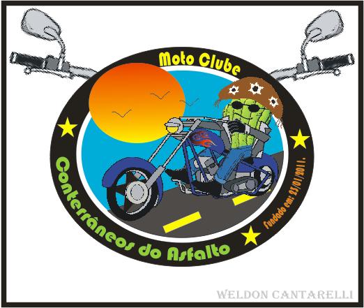 M C CONTERRÂNEOS DO ASFALTO