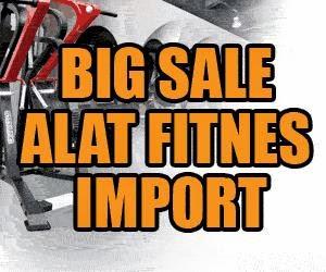 Promo Alat Fitness