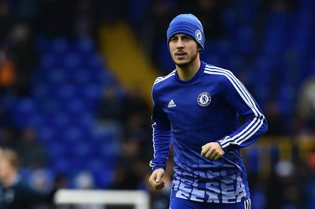 Eden Hazard has not looked the same player this season (Picture: Getty Images)