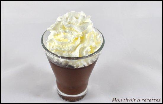 chocolat liégeois facile