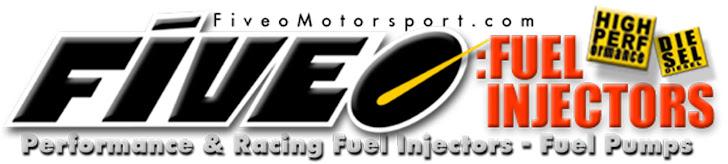 Fiveomotorsport Fuel Injection