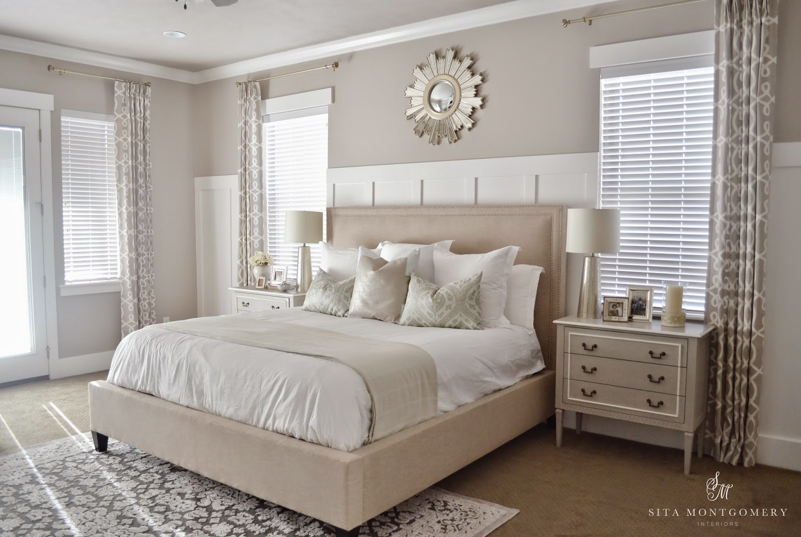 Sita montgomery interiors my 2015 home updates year in for New master bedroom ideas