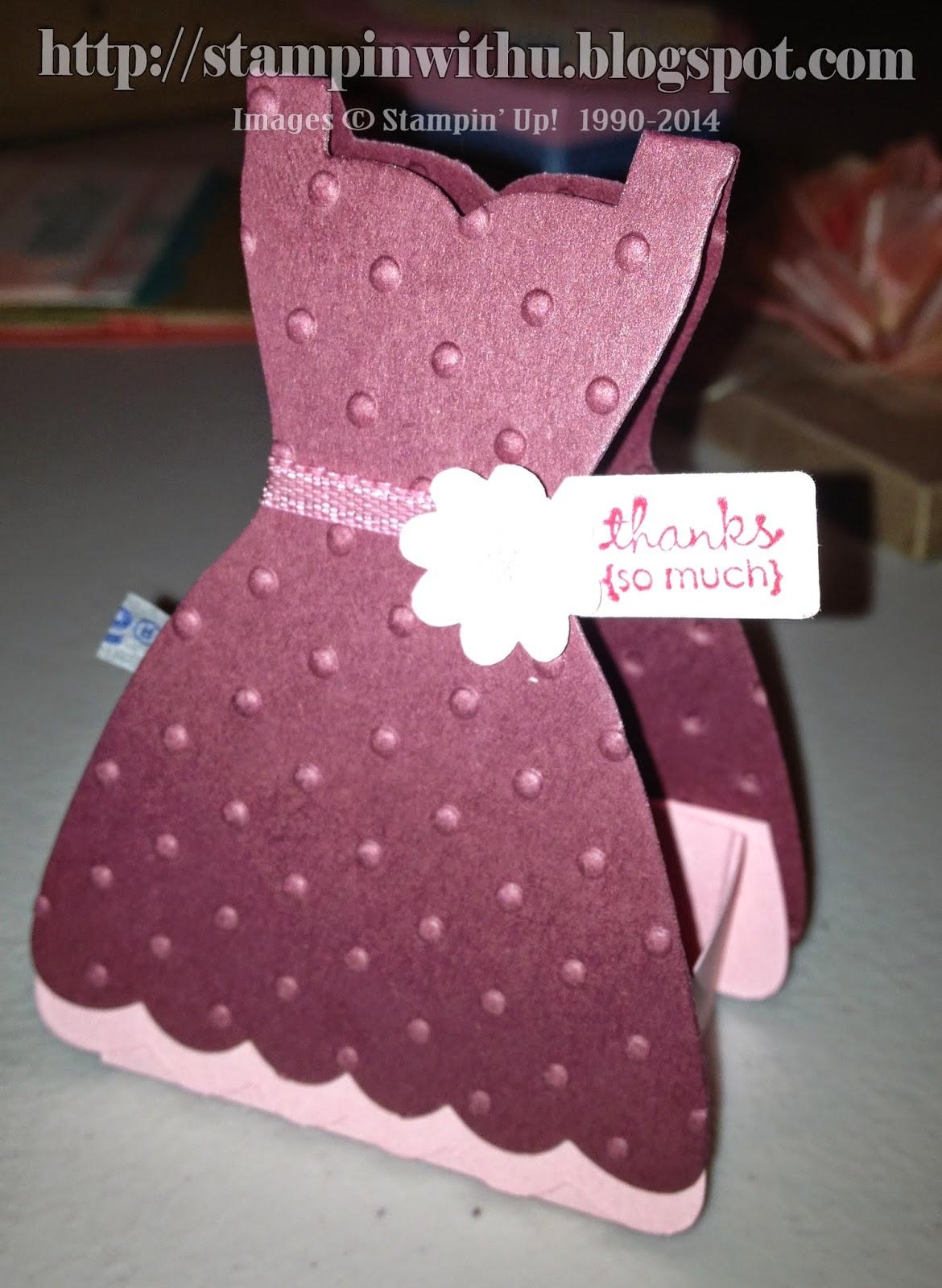 Dolly Dress Chockie Gift Box
