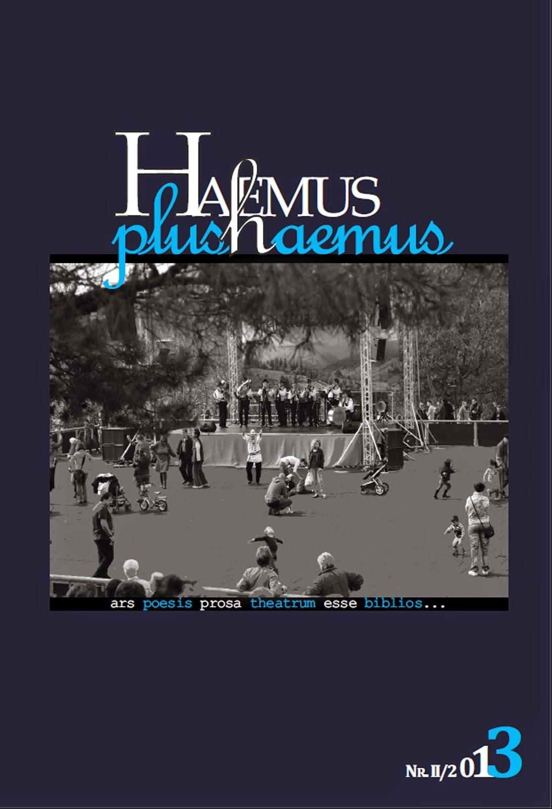 Haemus Plus II / 2013