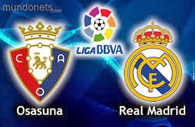 مشاهدة مباراة ريال مدريد وأوساسونا 26-4-2014 بث مباشر علي بي أن سبورت مجانا Real Madrid vs Osasuna