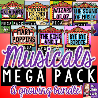 Musicals MEGA Growing Bundle